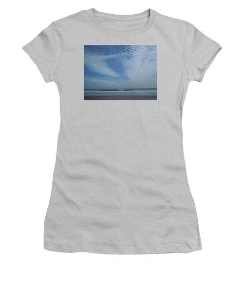 High Sky Women's T-Shirt (Athletic Fit)