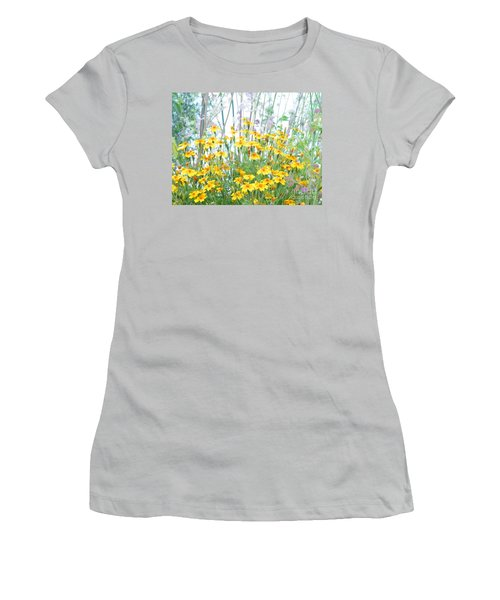 Holding The Foreground Women's T-Shirt (Athletic Fit)
