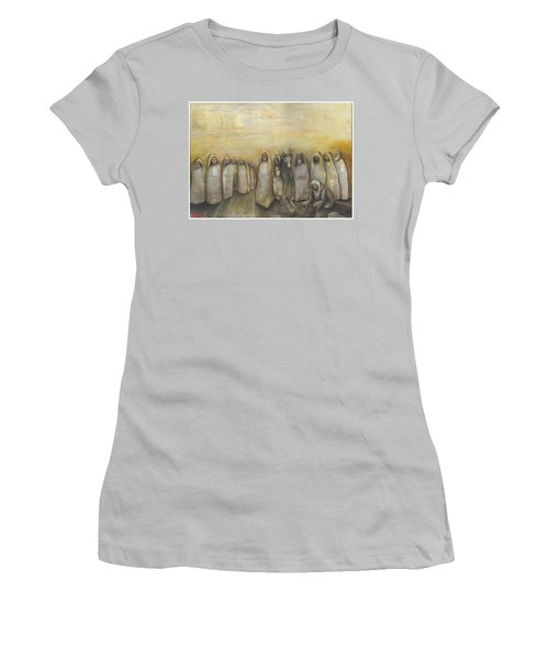 'humble Procession Of The King' Women's T-Shirt (Athletic Fit)