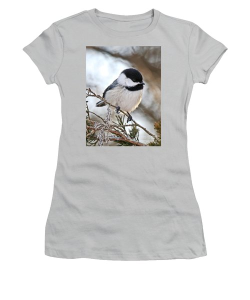 I May Be Tiny But You Should See Me Fly Women's T-Shirt (Athletic Fit)