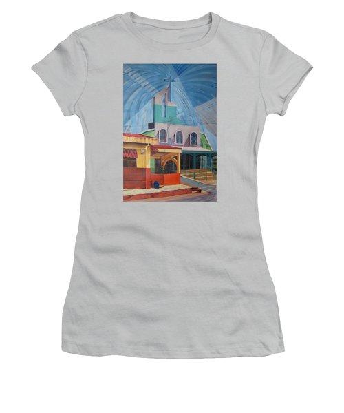 Iglesia San Rafael  Costa Rica Women's T-Shirt (Junior Cut)