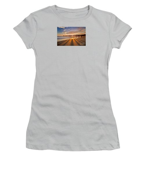 Into The Light Women's T-Shirt (Junior Cut) by Alice Cahill