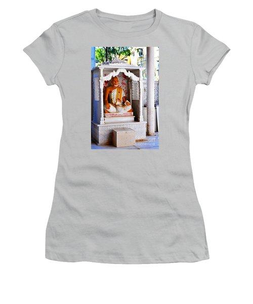 Jain Idol Women's T-Shirt (Athletic Fit)