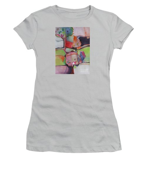 Landscape Women's T-Shirt (Junior Cut) by Michelle Abrams