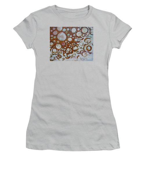 Lava Lamp Studio No.2 Women's T-Shirt (Athletic Fit)