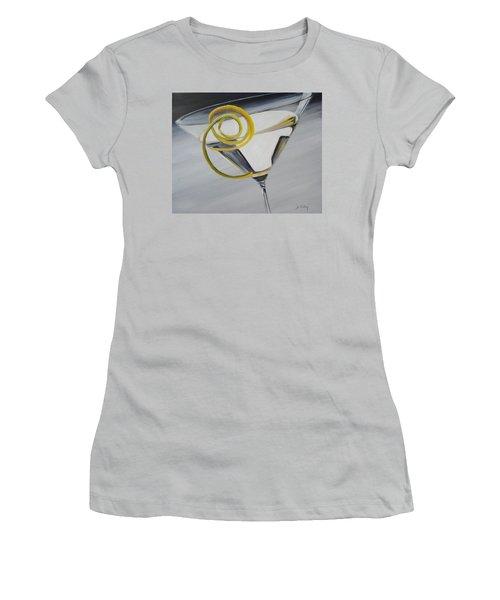 Lemontini Women's T-Shirt (Athletic Fit)