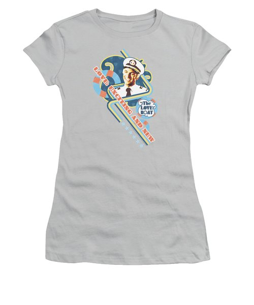 Love Boat - Exciting And New Women's T-Shirt (Athletic Fit)