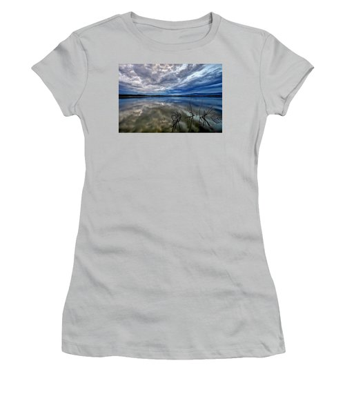 Magical Lake Women's T-Shirt (Athletic Fit)