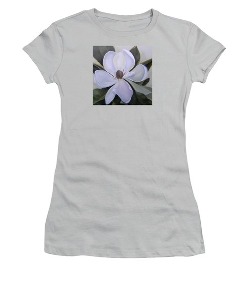 Magnolia Square Women's T-Shirt (Athletic Fit)