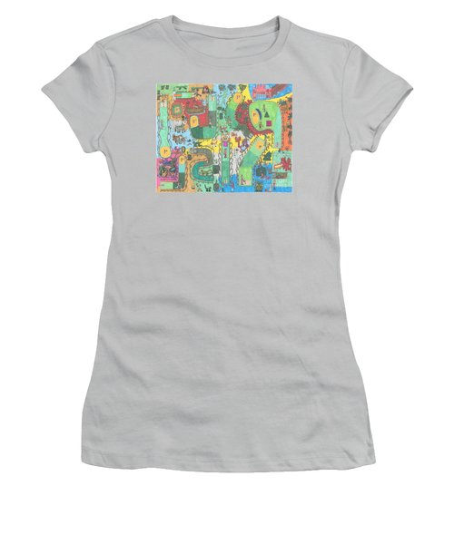 Miniature Golf Women's T-Shirt (Athletic Fit)