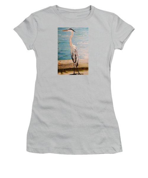On The Hunt Women's T-Shirt (Athletic Fit)
