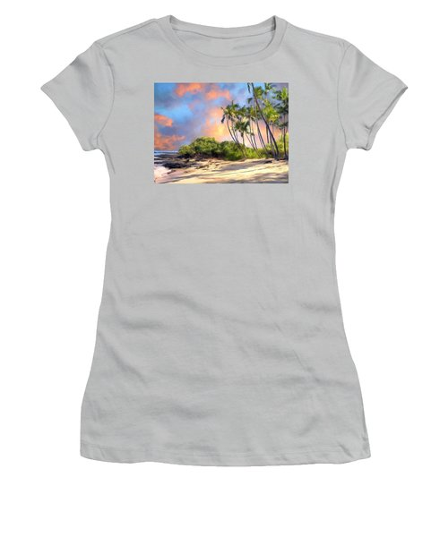 Perfect Moment Women's T-Shirt (Junior Cut) by Dominic Piperata