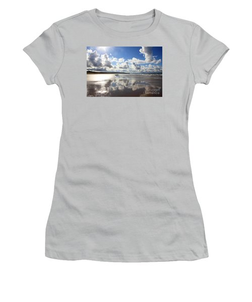 Portstewart Strand 4 Women's T-Shirt (Athletic Fit)