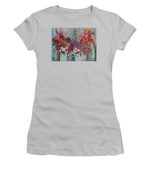 Profusion Women's T-Shirt (Junior Cut) by Lee Beuther