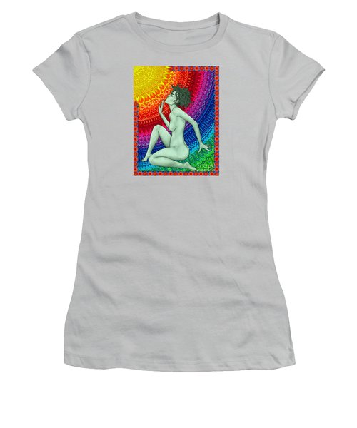 Ready For The Next Beam Women's T-Shirt (Athletic Fit)