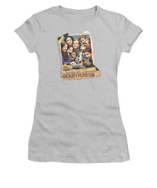 Shameless - Dinner Table Women's T-Shirt (Athletic Fit)