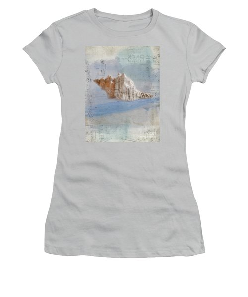 Songs Of The Sea Women's T-Shirt (Athletic Fit)