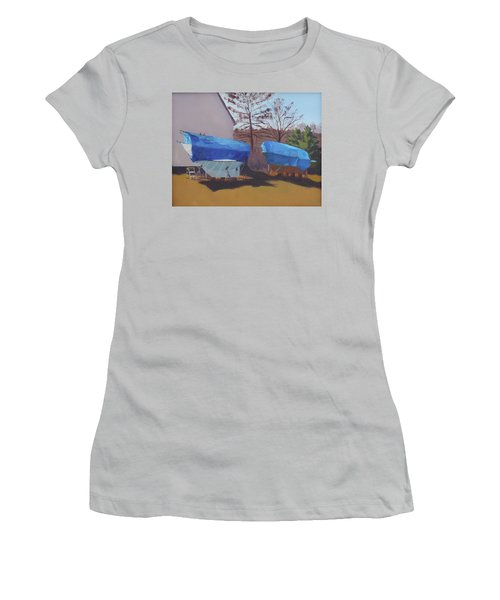 Soon To Be Seaworthy Women's T-Shirt (Athletic Fit)
