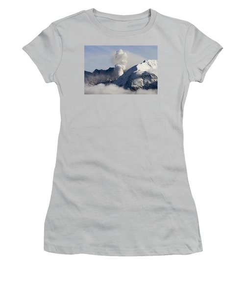 St Helens Rumble Women's T-Shirt (Junior Cut) by Wes and Dotty Weber