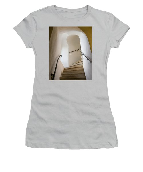 Stairway To Heaven Women's T-Shirt (Junior Cut) by William Beuther