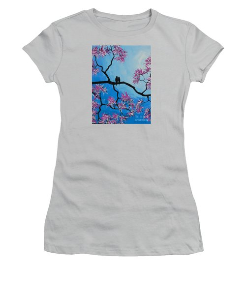 Take Me Away With You Women's T-Shirt (Junior Cut) by Dan Whittemore