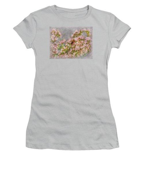 The Bee Women's T-Shirt (Junior Cut)