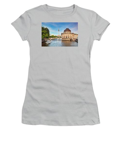 The Bode Museum Berlin Germany Women's T-Shirt (Athletic Fit)