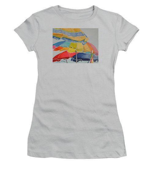 The Colors Of Fun.  Sold Women's T-Shirt (Athletic Fit)