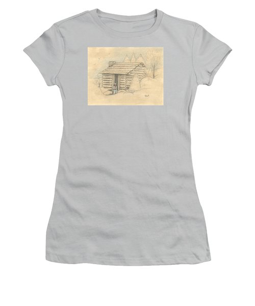 The Old Homeplace Women's T-Shirt (Athletic Fit)