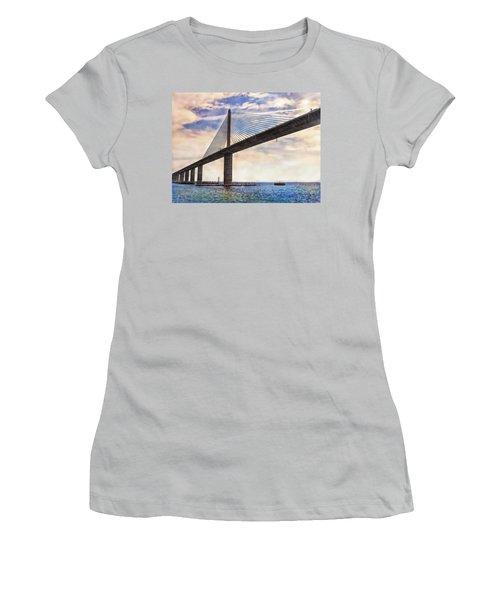 The Skyway Women's T-Shirt (Junior Cut)