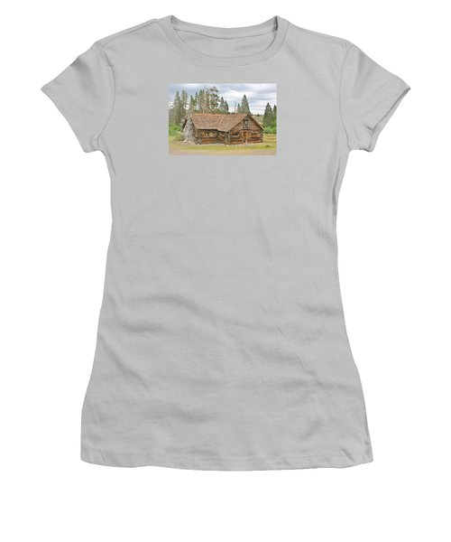 The Way It Was Women's T-Shirt (Junior Cut) by Marilyn Diaz