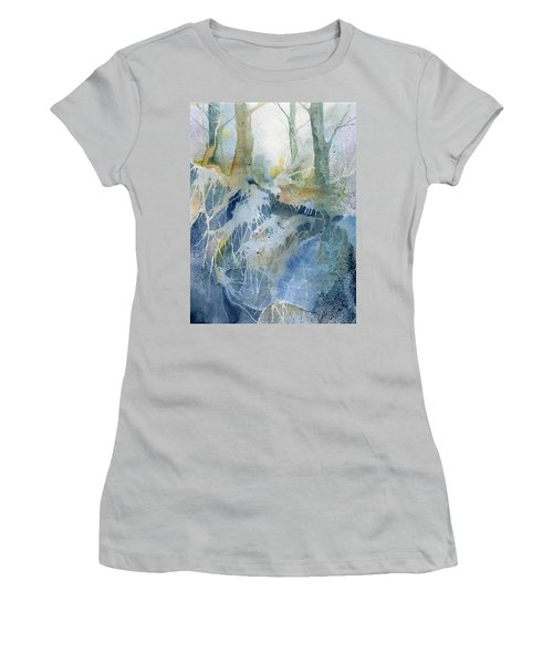 The Wood Women's T-Shirt (Athletic Fit)