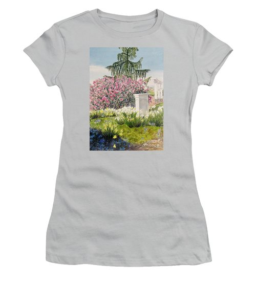 Tower Hill Center Women's T-Shirt (Junior Cut)