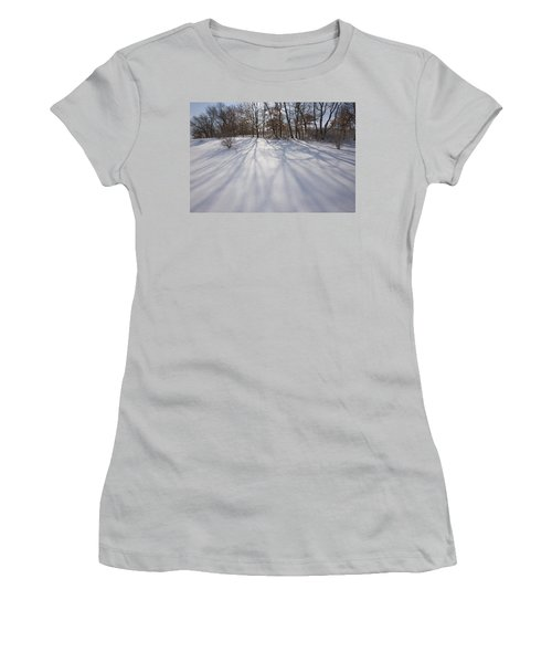 Winter Hill Women's T-Shirt (Athletic Fit)