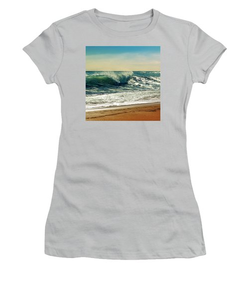 Your Moment Of Perfection Women's T-Shirt (Athletic Fit)