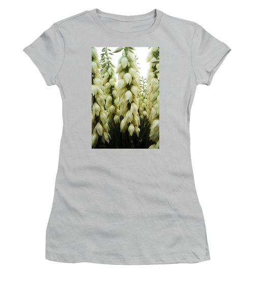 Yucca Forest Women's T-Shirt (Junior Cut) by Steven Milner
