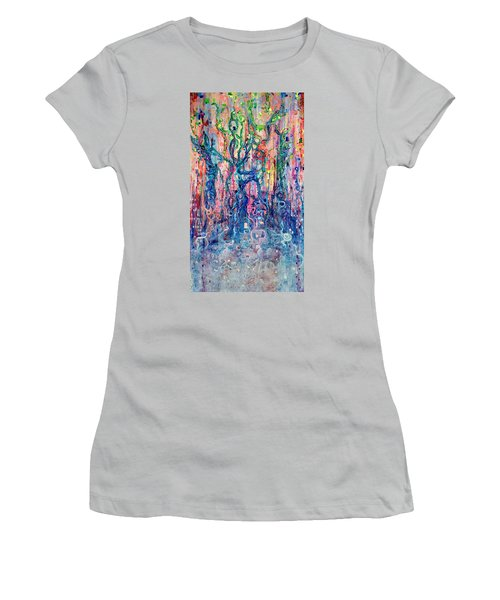 Dream Of Our Souls Awake Women's T-Shirt (Athletic Fit)