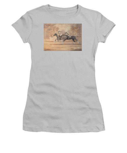 Ghost Riders Women's T-Shirt (Athletic Fit)