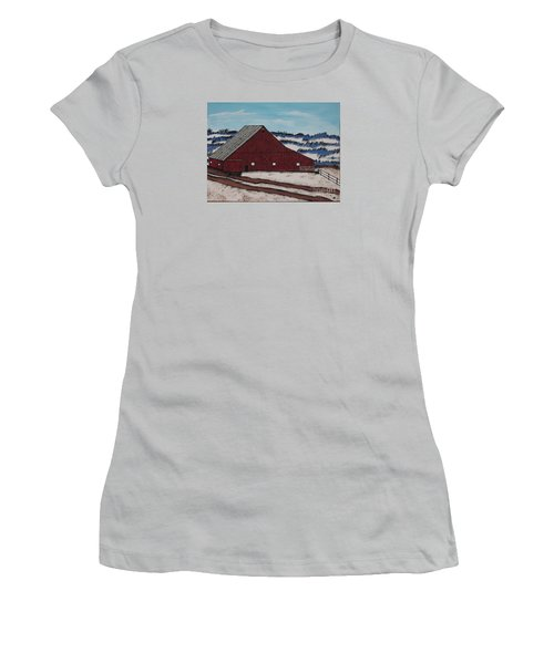 Keystone Farm Women's T-Shirt (Athletic Fit)