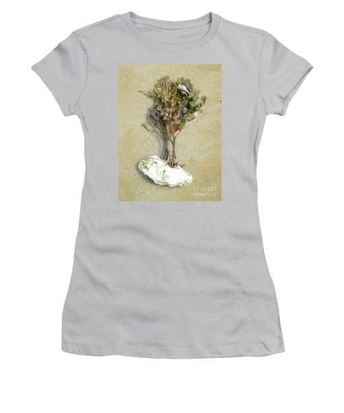 Mother Nature... The Only True Artist Women's T-Shirt (Athletic Fit)