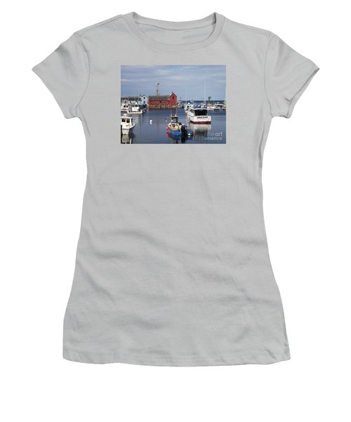 Rockport  Women's T-Shirt (Athletic Fit)