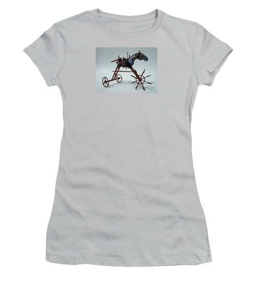 Strangely Young Women's T-Shirt (Athletic Fit)