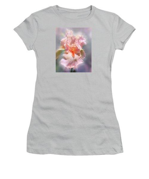 Women's T-Shirt (Junior Cut) featuring the digital art Sunshine Bliss by Mary Almond