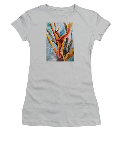 Symphony Of Branches Women's T-Shirt (Athletic Fit)