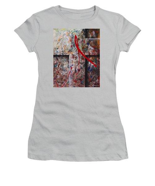 The Greatest Love Women's T-Shirt (Junior Cut) by Kume Bryant