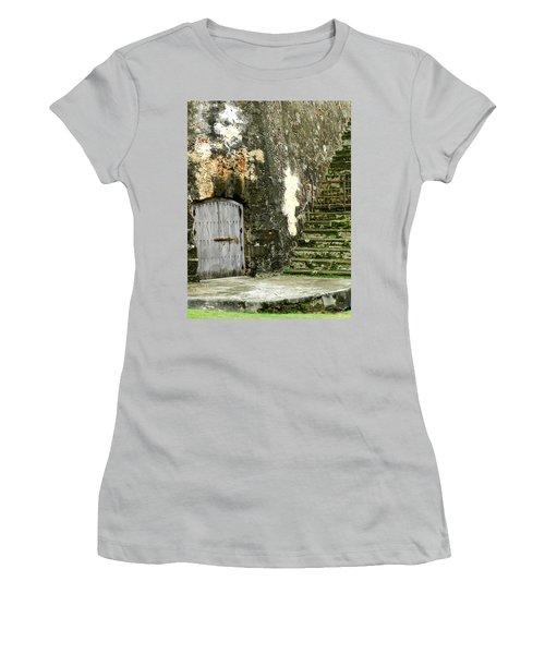 The Leprechaun Vault Women's T-Shirt (Athletic Fit)