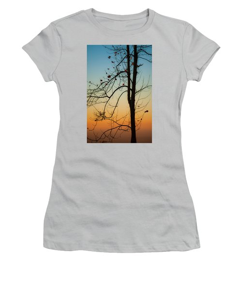To The Morning Women's T-Shirt (Athletic Fit)
