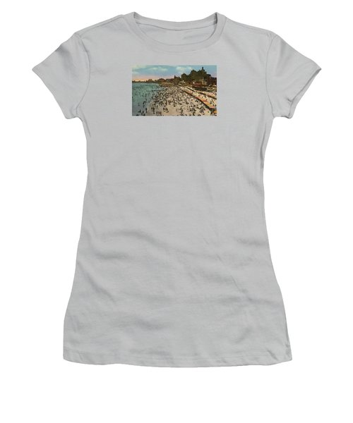 Atlantic City Spectacle Women's T-Shirt (Junior Cut) by Unknown