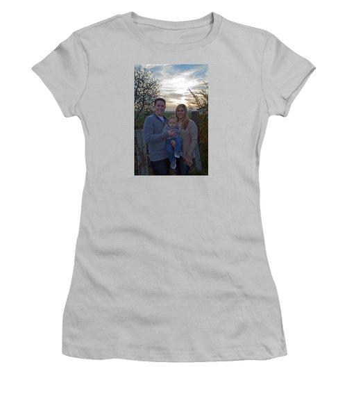 004 Women's T-Shirt (Athletic Fit)