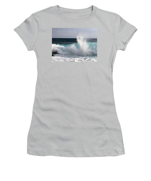 Beauty Women's T-Shirt (Athletic Fit)
